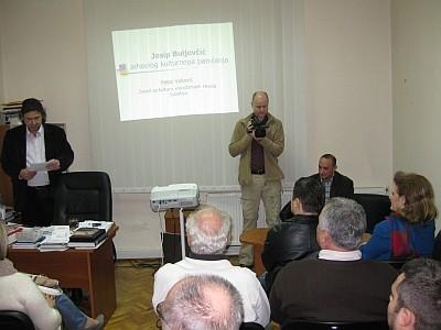 10. obljetnica od smrti  Josipa Buljovčića
