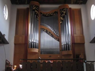 Glasovi orgulja u ravnici