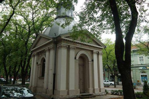 Kapela Svetog Roka u Subotici1