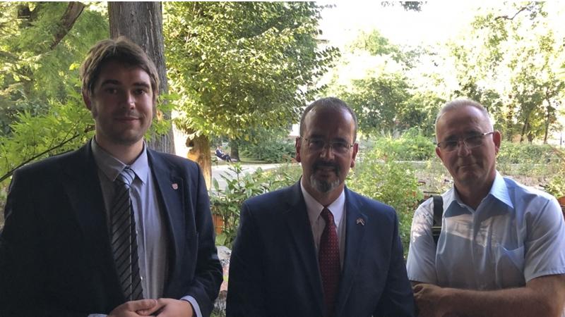 Predstavnici HNV-a sastali se s veleposlanikom Sjedinjenih Američkih Država