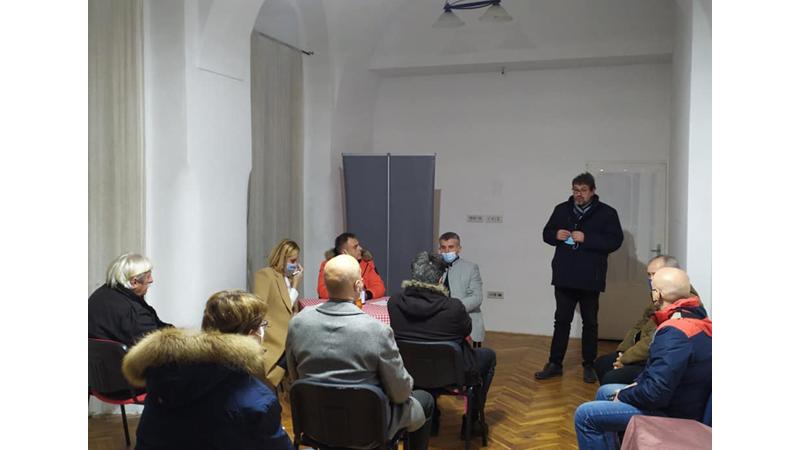 MO DSHV-a Novi Sad donijela odluku o sudjelovanju u radu gradskih vlasti